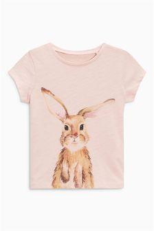 Bunny T-Shirt (3mths-6yrs)