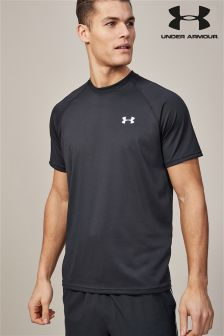 Under Armour Gym Black Tech T-Shirt