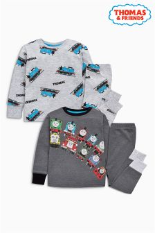 Thomas Snuggle Fit Pyjamas Two Pack (9mths-8yrs)