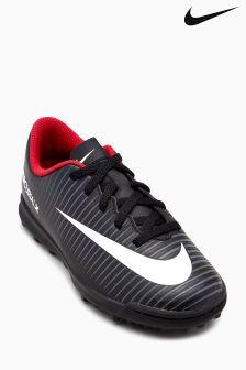 Nike Black Mercurial Turf
