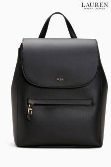 Lauren Ralph Lauren Black Dyden Backpack