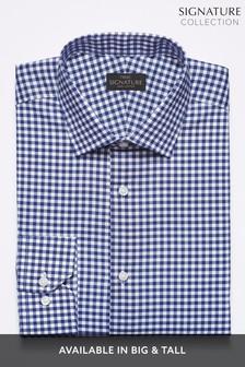 Signature Gingham Regular Fit Shirt