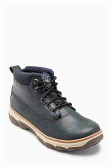 Skechers® Navy Resment Alento Boot