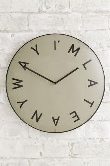 Clocks Large Wall Amp Mantle Clocks Next Official Site
