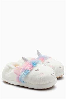 Unicorn Snuggle Slippers