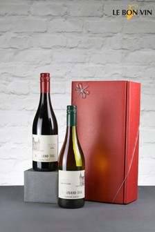 2 Bottles Fabulously French Wine Gift