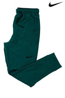 Nike Gym Outdoor Green Dri Fit Training Joggers