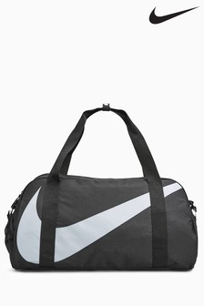 Nike Black Club Duffle Bag