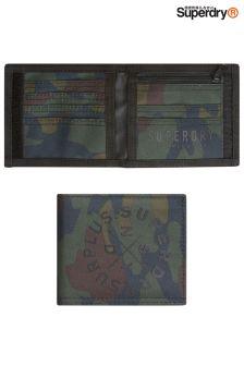 Superdry Camo Velcro Wallet