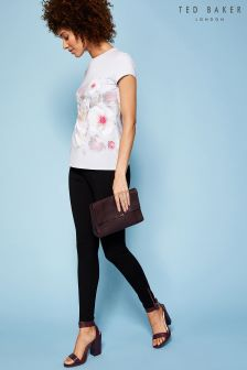 Ted Baker Light Grey Tamraa Floral Tee