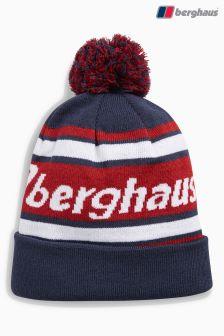 Berghaus Navy/Red Beanie