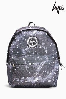 Hype. Fingerprint Backpack