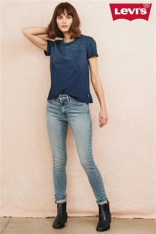 Levi's® 721™ Light Wash High Rise Skinny Jean