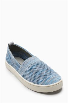 Knitted Slip-Ons (Older)