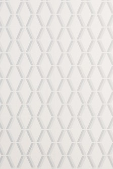 Paste The Wall Beaded Geo Wallpaper Sample
