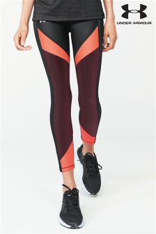 Under Armour Red Heatgear® Armour Ankle Crop