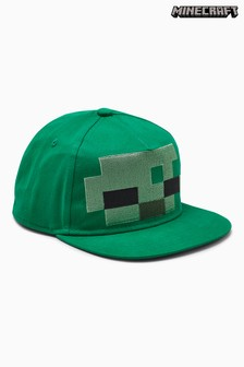 Minecraft Cap (Older Boys)