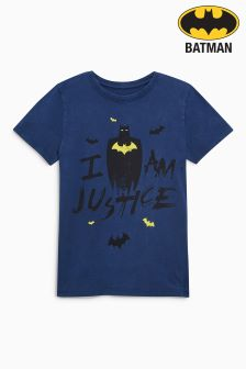 Batman Washed T-Shirt (3-14yrs)