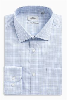 Prince Of Wales Check Shirt
