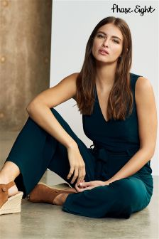Phase Eight Pine Oralie Jumpsuit