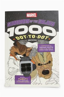 Marvel® Guardians Of The Galaxy Dot To Dot Book