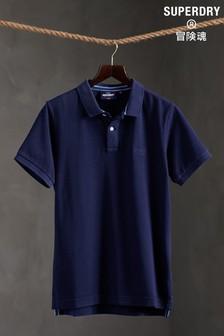 Tommy Hilfiger Navy Carl T-Shirt