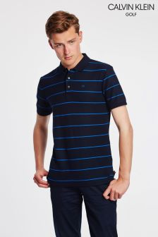Calvin Klein Golf Navy Staten Island Poloshirt