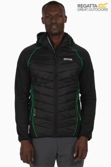 Regatta Black/Black Andreson II Hybrd Non Waterproof Jacket