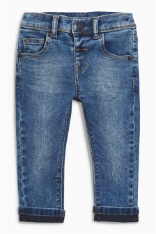 Five Pocket Jeans (3mths-6yrs)