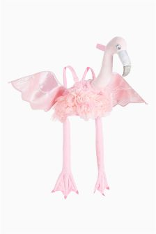Dress Up Flamingo