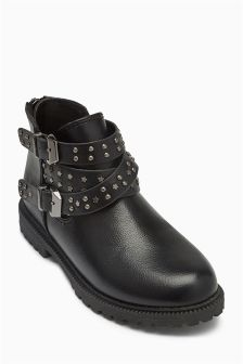 Studded Boots (Older Girls)
