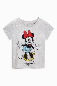 Minnie Mouse™ Embellished T-Shirt (3mths-6yrs)