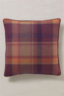 Small Kingsley Check Cushion
