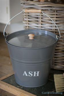 Garden Trading Charcoal Ash Bucket