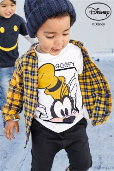 Goofy™ Long Sleeve T-Shirt (3mths-6yrs)