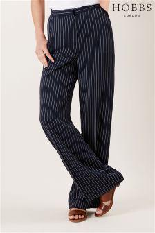 Hobbs Blue Paige Trouser
