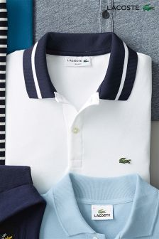 Lacoste® White Tipped Poloshirt