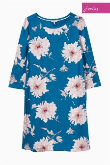 Joules Topaz Woven Shift Ambion Dress