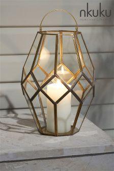 Nkuku Small Mohani Lantern