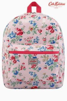 Cath Kidston Pink Holland Park Flower Padded Backpack