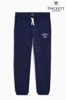 Hackett Navy H Crest Track Pant