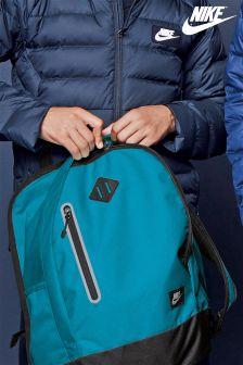Nike Blue Cheyenne Solid Backpack
