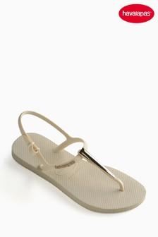 Havaianas® Freedom SL Maxi Beige Flip Flop