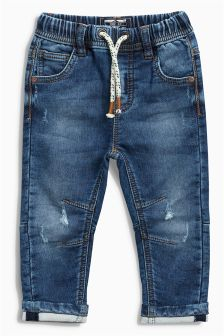 Jersey Denim Joggers (3mths-6yrs)