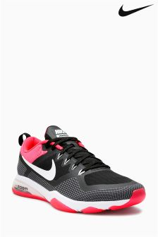 Nike Black/Red Zoom Fitness