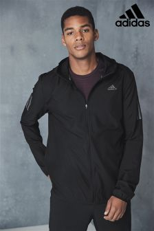 adidas Black Wind Runner Jacket