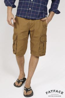 Fat Face Rustic Oak Breakyard Cargo Short