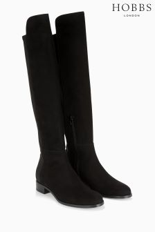 Hobbs Black Lorna Boot