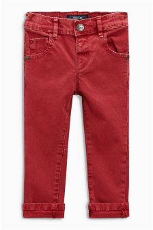 Soft Stretch Twill Trousers (3mths-6yrs)