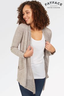 Fat Face Misty Surf Libby Cardigan